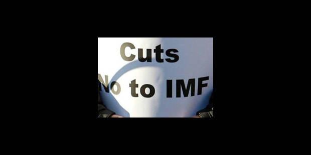 L'économiste en chef du FMI appelle d'autres pays européens à se faire aider - La Libre