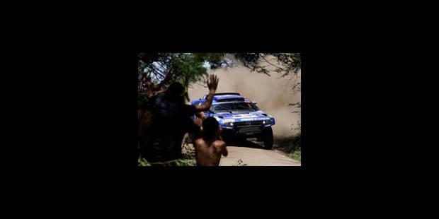 La griffe de Carlos Sainz - La Libre