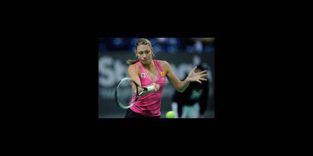 Auckland: Wickmayer en demi-finales - La Libre
