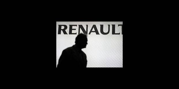 """Espionnage industriel: Renault touché au coeur de ses """"actifs stratégiques"""" - La Libre"""