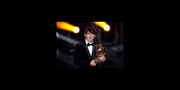Messi : un sacre inattendu - La Libre