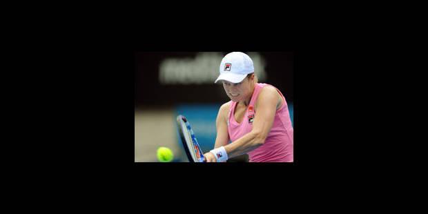Kim Clijsters: 'je peux me concentrer uniquement sur mon tennis' - La Libre