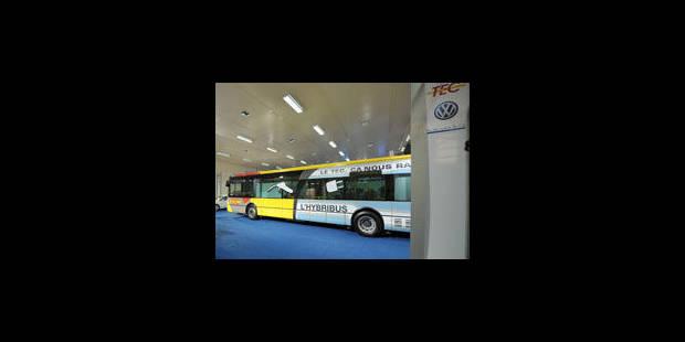 La SRWT réinvente le bus hybride - La Libre