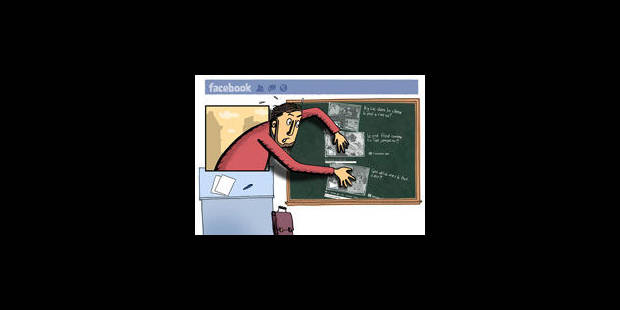 Facebook pervertit-il nos élèves ? - La Libre