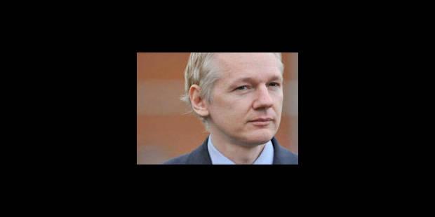 Une taupe chez WikiLeaks? Un journal norvégien prend Assange de vitesse - La Libre