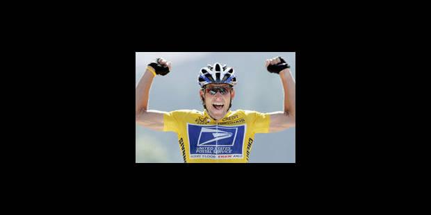 Lance Armstrong s'en va sur la pointe des pieds - La Libre