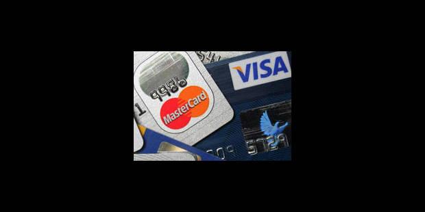 Les Belges paient de plus en plus avec Visa pour de petits montants - La Libre