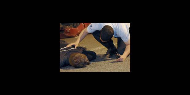 Un bus percute des piétons à l'aéroport de Francfort, un mort - La Libre