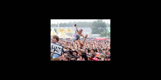La Flandre imposera d'ici l'été des normes de bruit pour les concerts en festivals - La Libre