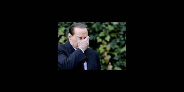 Rubygate: Berlusconi exclut de démissionner - La Libre