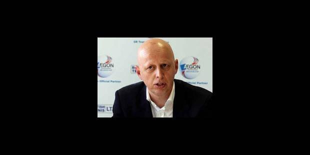 Steven Martens, nouveau secrétaire général de l'Union belge - La Libre