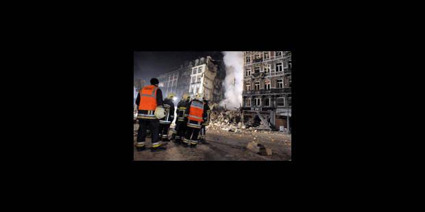 Explosion rue Léopold: les victimes toujours hébergées dans les logements sociaux - La Libre