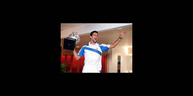 Djokovic près de la 2e place - La Libre