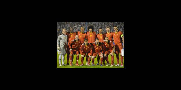 Les Diables Rouges, 58èmes au classement Fifa - La Libre