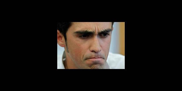 """Alberto Contador se dit innocent et va """"faire appel"""""""
