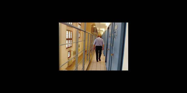 Les prisons sont-elles faites pour les internés ? - La Libre