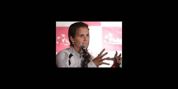 """Mary Joe Fernandez: """"Nous sommes les outsiders"""" - La Libre"""