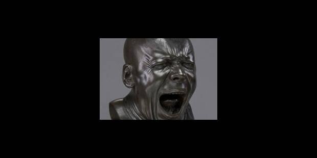 Pourquoi sculpta-t-il ces si drôles de têtes ? - La Libre