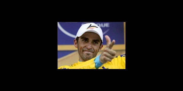 Contador a été contrôlé positif quatre fois pendant le Tour 2010