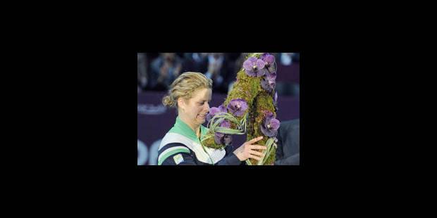Kim Clijsters est à sa place, celle de n°1 ! - La Libre