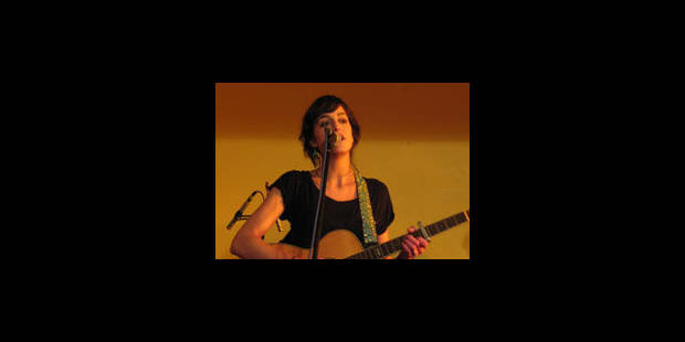 Alix Leone, une voix qui danse - La Libre
