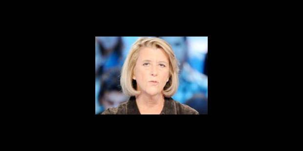 Arlette Chabot quitte France 2 - La Libre