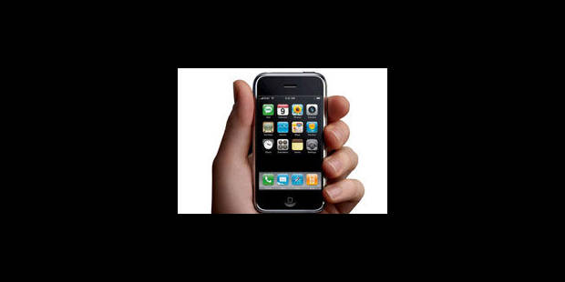 L'iPhone comme terminal de paiement - La Libre