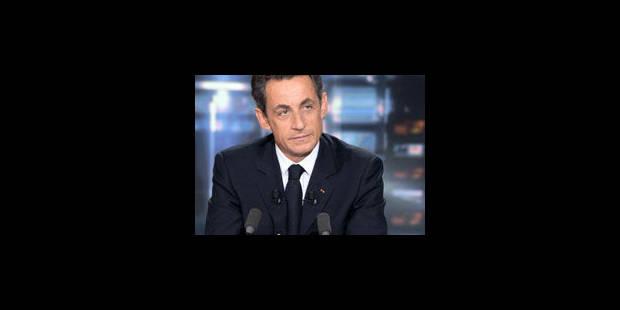 TF1 se plie en quatre pour Sarkozy - La Libre
