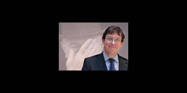 """Draguet veut """"secouer les institutions poussiéreuses"""" - La Libre"""