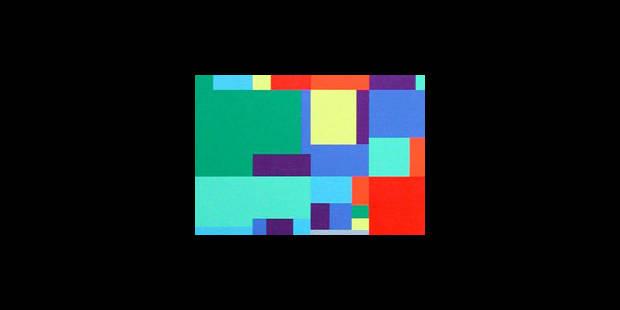 Construire en noirs et couleurs - La Libre