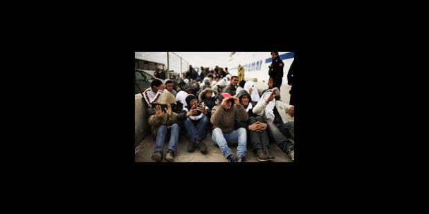 Clandestins à Lampedusa: Bruxelles prépare une mission spéciale de soutien - La Libre