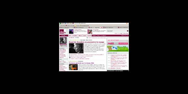 Presse papier et internet complémentaires - La Libre
