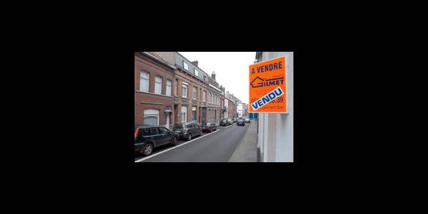 L'immobilier a dépassé la crise - La Libre