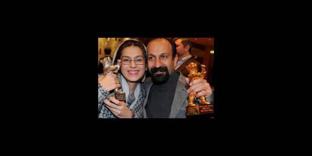 Le jury de la Berlinale a eu le regard persan - La Libre