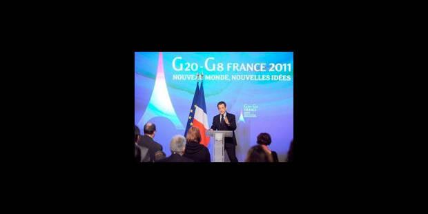 G20: Un compromis avec la Chine permet un accord sur les déséquilibres mondiaux - La Libre