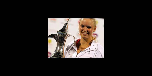 Soderling déroule, Wozniacki de retour - La Libre