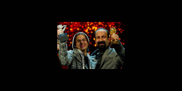 L'Ours d'or consacre un film iranien - La Libre