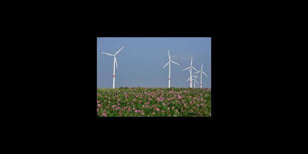 Des coûts de certificats verts wallons trop élevés d'ici 2016