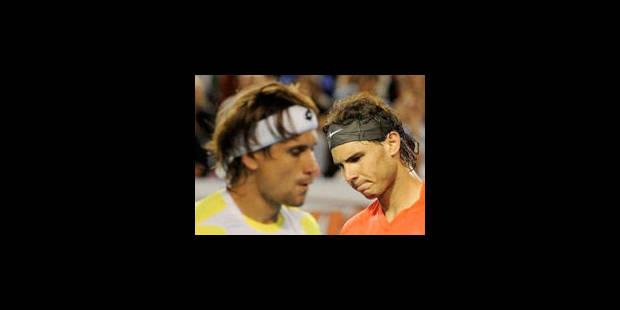 Coupe Davis: Nadal mènera l'équipe d'Espagne face à la Belgique - La Libre