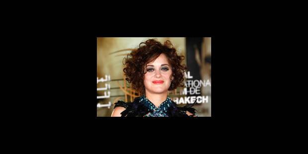 Marion Cotillard, star la mieux payée du cinéma français - La Libre