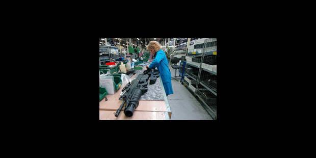 Armes : la paix des braves - La Libre