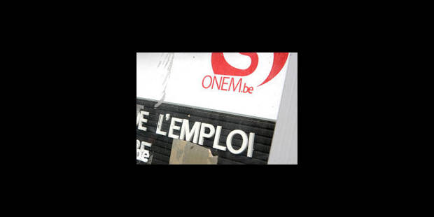 Le chômage en Belgique a baissé de 3,7% en janvier - La Libre