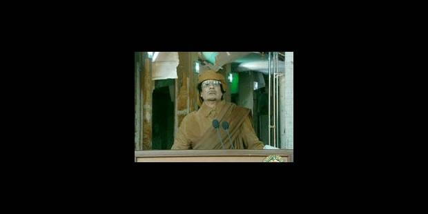 Les mercenaires de Kadhafi - La Libre