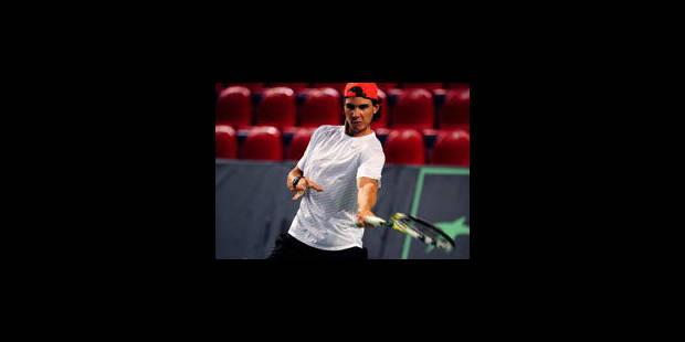 """Nadal : """"Olivier, c'est le talent pur"""" - La Libre"""