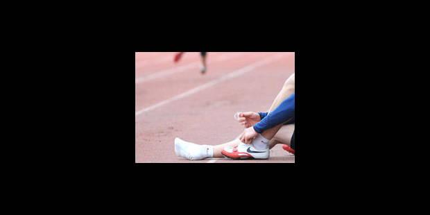 Seize athlètes belges à Paris-Bercy - La Libre