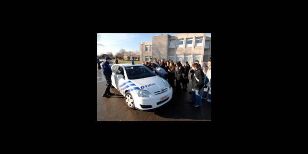 Ecoles et police partenaires - La Libre
