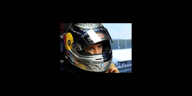"""Sebastian Vettel: """"les nouveaux pneus se dégradent trop vite"""" - La Libre"""