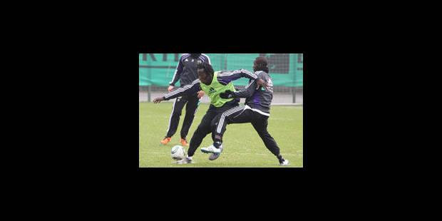 Lukaku blessé, incertain pour vendredi