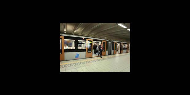 Des vigiles de Securitas dès mercredi dans le métro - La Libre