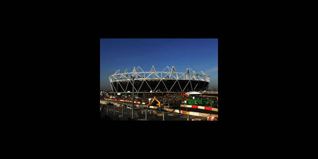 West Ham occupera bien le stade olympique après le JO de 2012 - La Libre